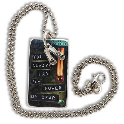 You've Always Had the Power Pendant  -     By: Amy Bremner