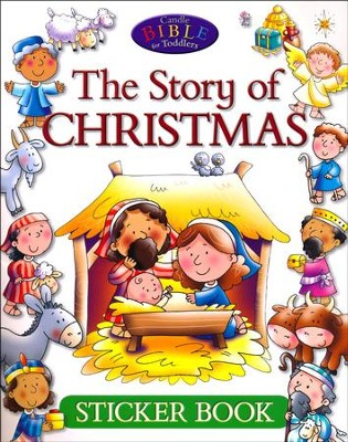 The Story of Christmas Sticker Book  -     By: Juliet David