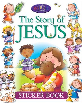 The Story of Jesus Sticker Book  -     By: Juliet David