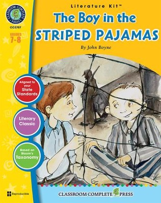 The Boy In The Striped Pajamas Literature Kit Gr 7 8 Pdf