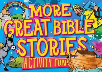 More Great Bible Stories (Activity Fun)  -     By: Tim Dowley