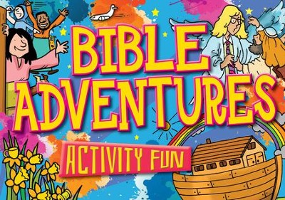 Bible Adventures  -     By: Tim Dowley