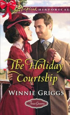The Holiday Courtship  -     By: Winnie Griggs