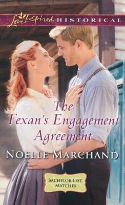 The Texan's Engagement   -     By: Noelle Marchand