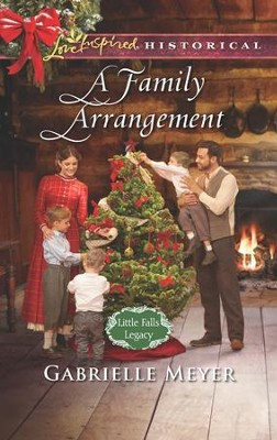 A Family Arrangement  -     By: Gabrielle Meyer
