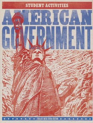 American Government Student Activities, 3rd Edition   -