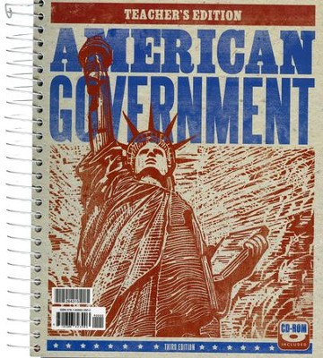 American Government Teacher's Edition (3rd Edition)   -