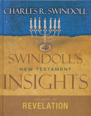 Swindoll's NT Insights: Revelation -- Slightly Imperfect    -     By: Charles R. Swindoll