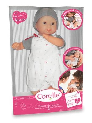 Mon Premier Interactive Baby Doll, Calin Bisou  -