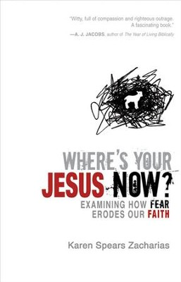 Where's Your Jesus Now? - eBook  -     By: Karen Spears Zacharias