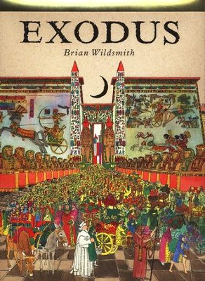 Exodus  -     By: Brian Wildsmith
