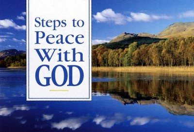 Steps to Peace with God: Scenic Version (NKJV/ESV),  Pack of 25 tracts  -     By: Billy Graham