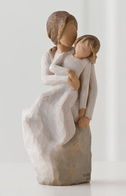Willow Tree, Mother, Daughter Figurine  -     By: Susan Lordi