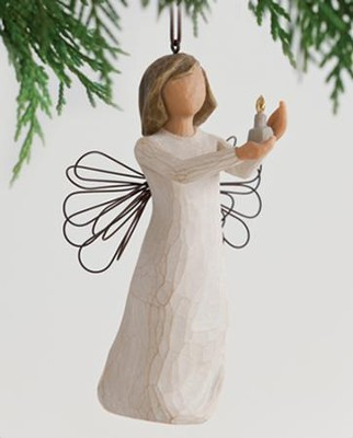 Willow Tree, Angel of Hope Ornament  -     By: Susan Lordi