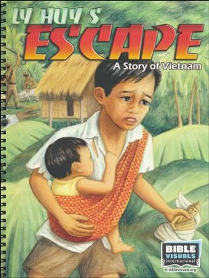 Ly Huy's Escape: A Story of Vietnam   -