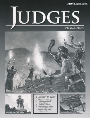 Extra Judges Lesson Guide   -