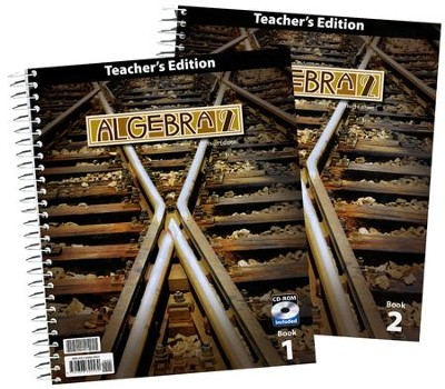 Algebra 2 Teacher's Edition with CD-ROM (3rd Edition)   -