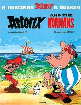 Asterix and the Normans  -     By: Rene Goscinny, Albert Uderzo