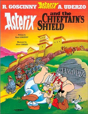 Asterix and the Chieftain's Shield  -     By: Rene Goscinny, Albert Uderzo