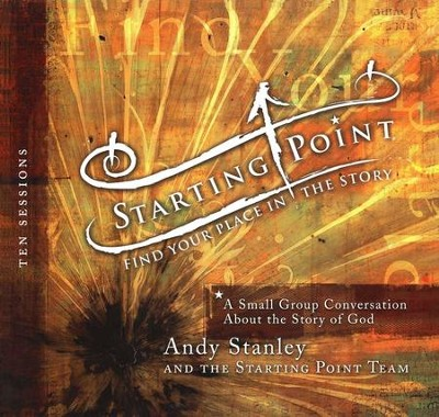 Starting Point Conversation Guide   -     By: Andy Stanley