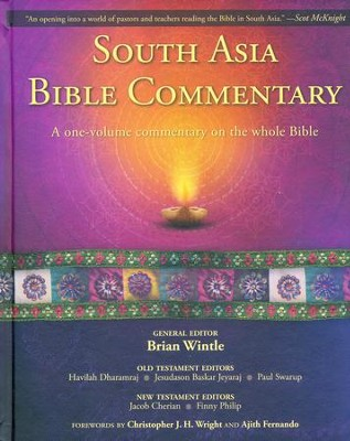 South Asia Bible Commentary: A One-Volume Commentary on the Whole Bible  -     By: Brian Wintle