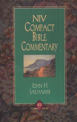 NIV Compact Bible Commentary   -     By: John H. Sailhamer