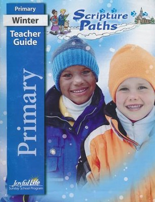 Scripture Paths Primary (Grades 1-2) Teacher Guide (2015 Edition)  -