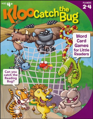 KLOO Catch the Bug Game   -
