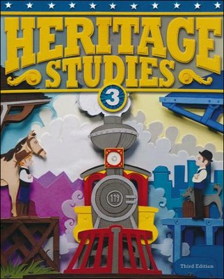 Heritage Studies 3 Student Text, Third Edition   -
