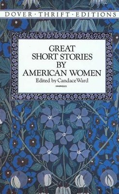 Great Short Stories by American Women  -