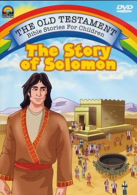 The Story of Solomon, DVD   -