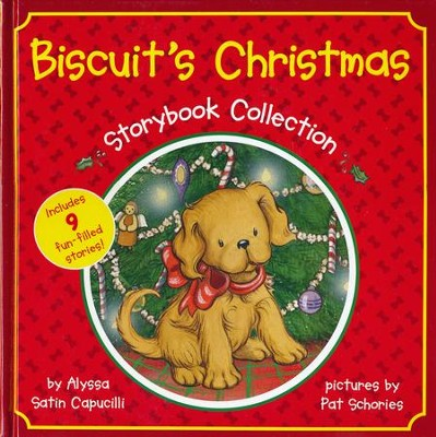 Biscuit Christmas Storybook Collection  -     By: Alyssa Satin Capucilli, Pat Schories(Illustrator)