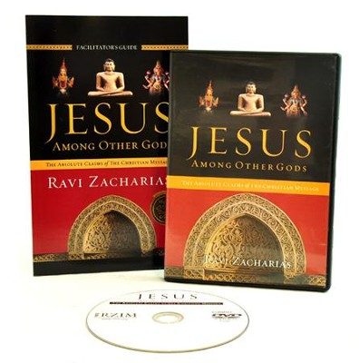 Jesus Among Other Gods DVD Series   -     By: Ravi Zacharias