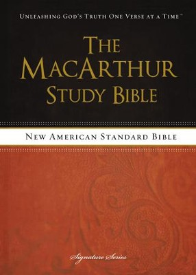 The MacArthur Study Bible, NASB - eBook  -