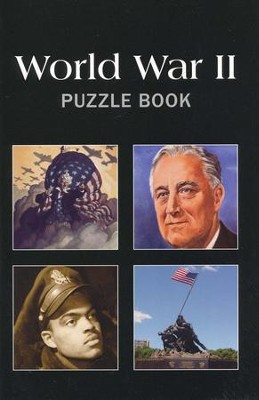 World War II, Puzzle Book   -