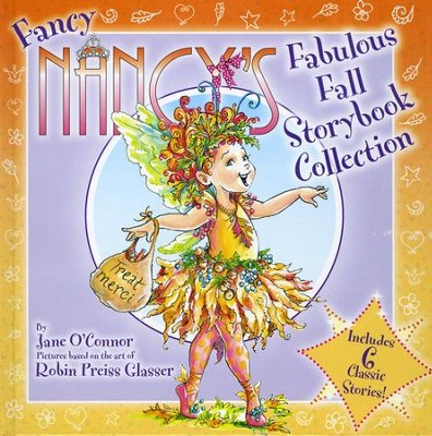 Fancy Nancy's Fabulous Fall Storybook Collection  -