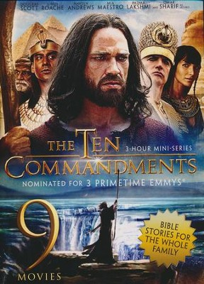 9-Movie Bible Stories Collection   -