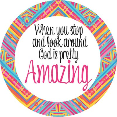 Amazing God Magnet  -