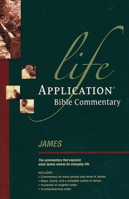 James: Life Application Bible Commentary    -