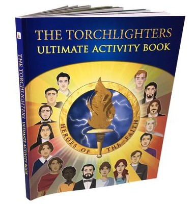 Torchlighters Activity Book   -