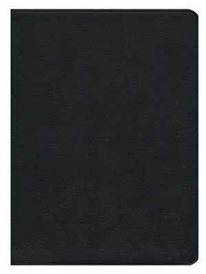 NRSV New Oxford Annotated Bible with Apocrypha, 4th Edition, Black, Genuine Leather, Thumb-Indexed  -
