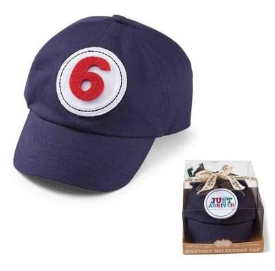 Monthly Milestone Baseball Cap  -