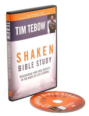 Shaken Bible Study Dvd Discovering Your True Identity In The Midst