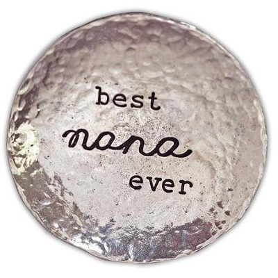 Best Nana Ever Trinket Dish  -
