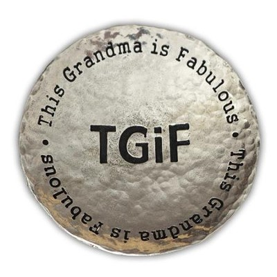 T.G.I.F. This Grandma Is Fabulous, Trinket Dish  -