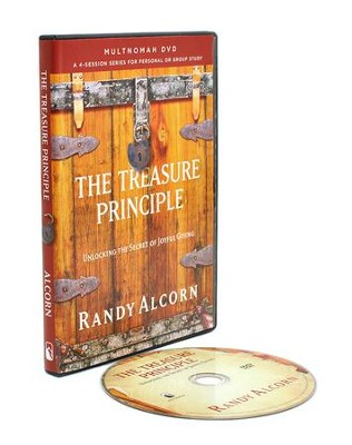 The Treasure Principle DVD, revised and updated  -     By: Randy Alcorn