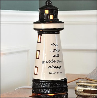 Lighthouse, Accent Lamp   -