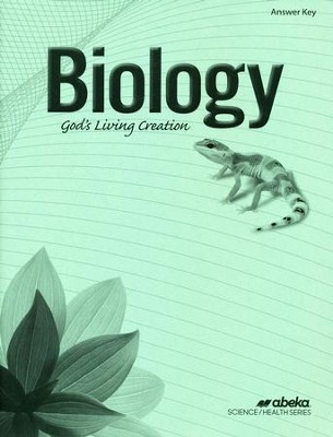 Biology: God's Living Creation Answer Key (Updated Edition)  -