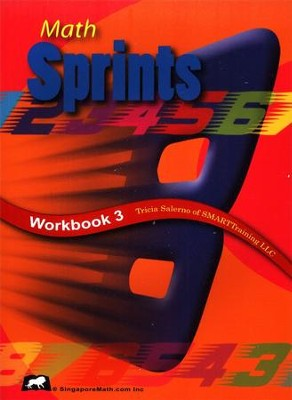 Math Sprints Workbook 3   -