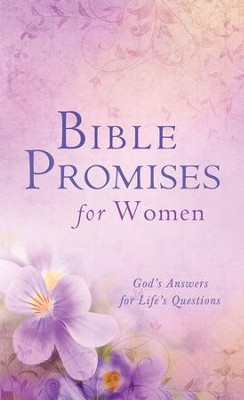 Bible Promises for Women: God's Answers for Life's Questions - eBook  -